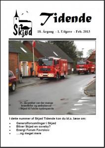Tidende-Aargang-18-Udgave-1-Feb-2013