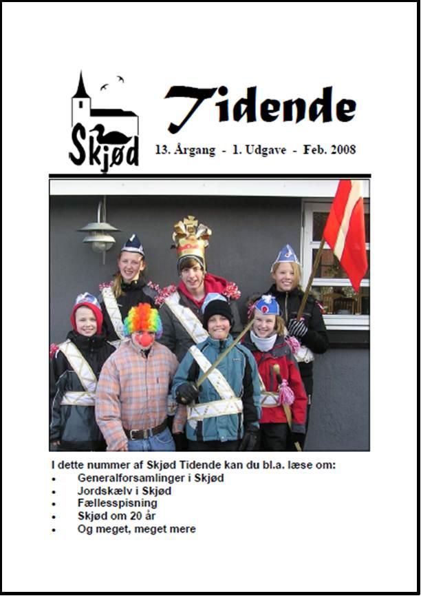 Tidende-Aargang-13-Udgave-1-Feb-2008