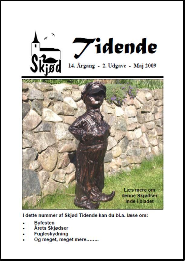 Tidende-Aargang-14-Udgave-2-Maj-2009