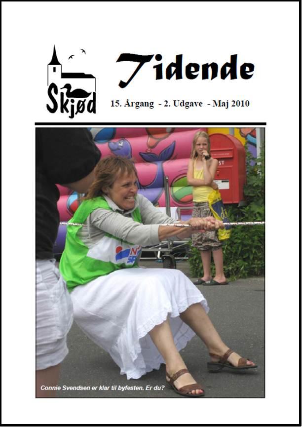 Tidende-Aargang-15-Udgave-2-Maj-2010