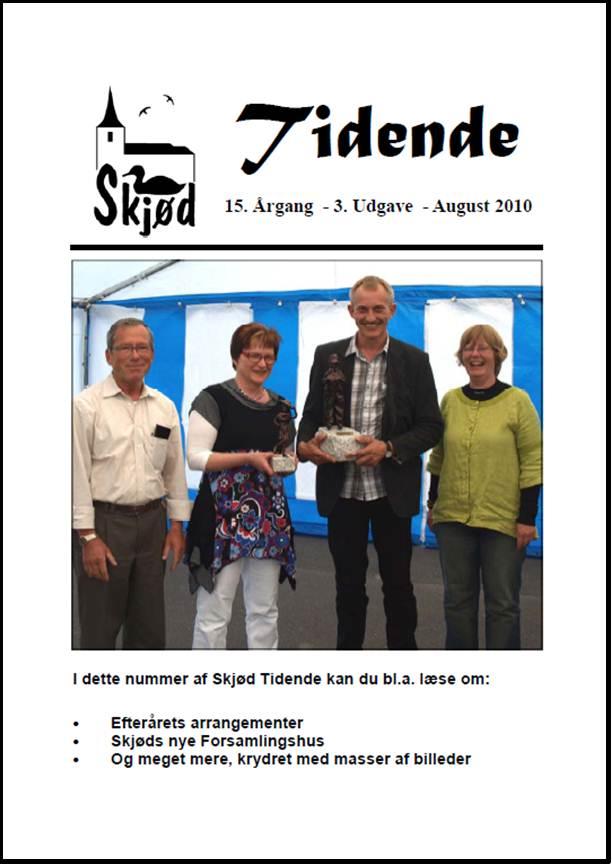 Tidende-Aargang-15-Udgave-3-Aug-2010