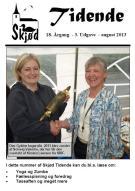 Skjød Tidende aug 2013