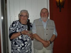 Anny og Verner Hansen